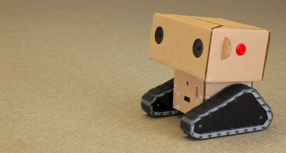 Boxie: Needy Robotics  by Alexander Reben