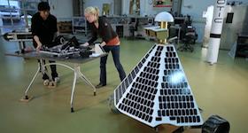 VISIONARY FUTURES Moonrush byJonathan Minard, Michael Pisano, Ben Saks, Phil Kibbe