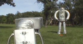 Robot Adventures on Planet Earth by Curtis L Wiebe, Marlon Wiebe, Phantom Planet Films