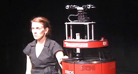 Colloquium on Performing Arts and Robotics byDavid V. Lu, Annamaria Pileggi, Justin Rincker, Ann Marie Mohr, William D. Smart