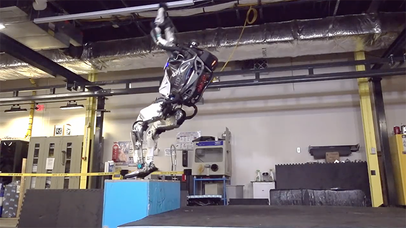 What's New, Atlas? by Boston Dynamics