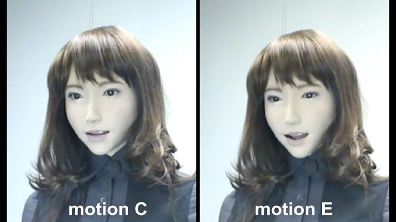 Motion generation in android robots during laughing speech by Carlos T. Ishi, Tomo Funayama, Takashi Minato, Hiroshi Ishiguro