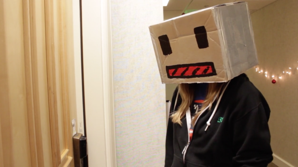 Arcade Robot by Boys Noize & Hannah Rucker