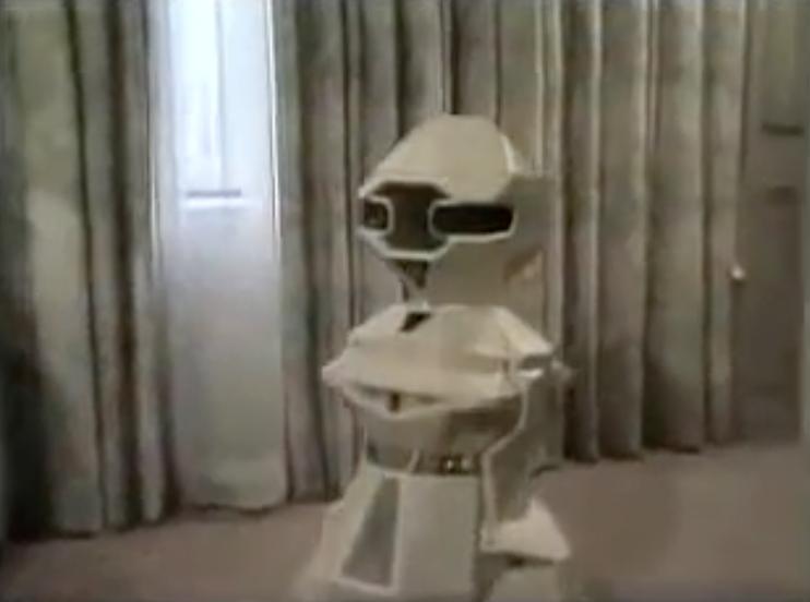 1983: Androbot B.O.B. & Topo