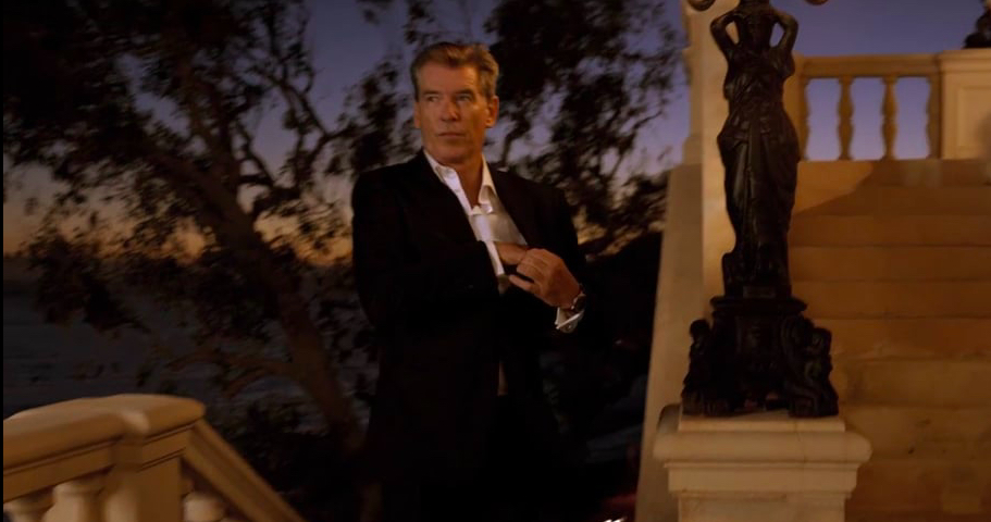 "Spar Premium / ""The Embassy""  starring Pierce Brosnan"