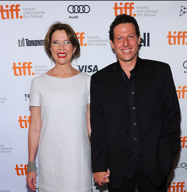 At TIFF, the Toronto International Film Festival, International Premiere, with Annette Bening