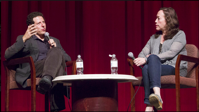 Q&A at the DGA - Video and stills from the