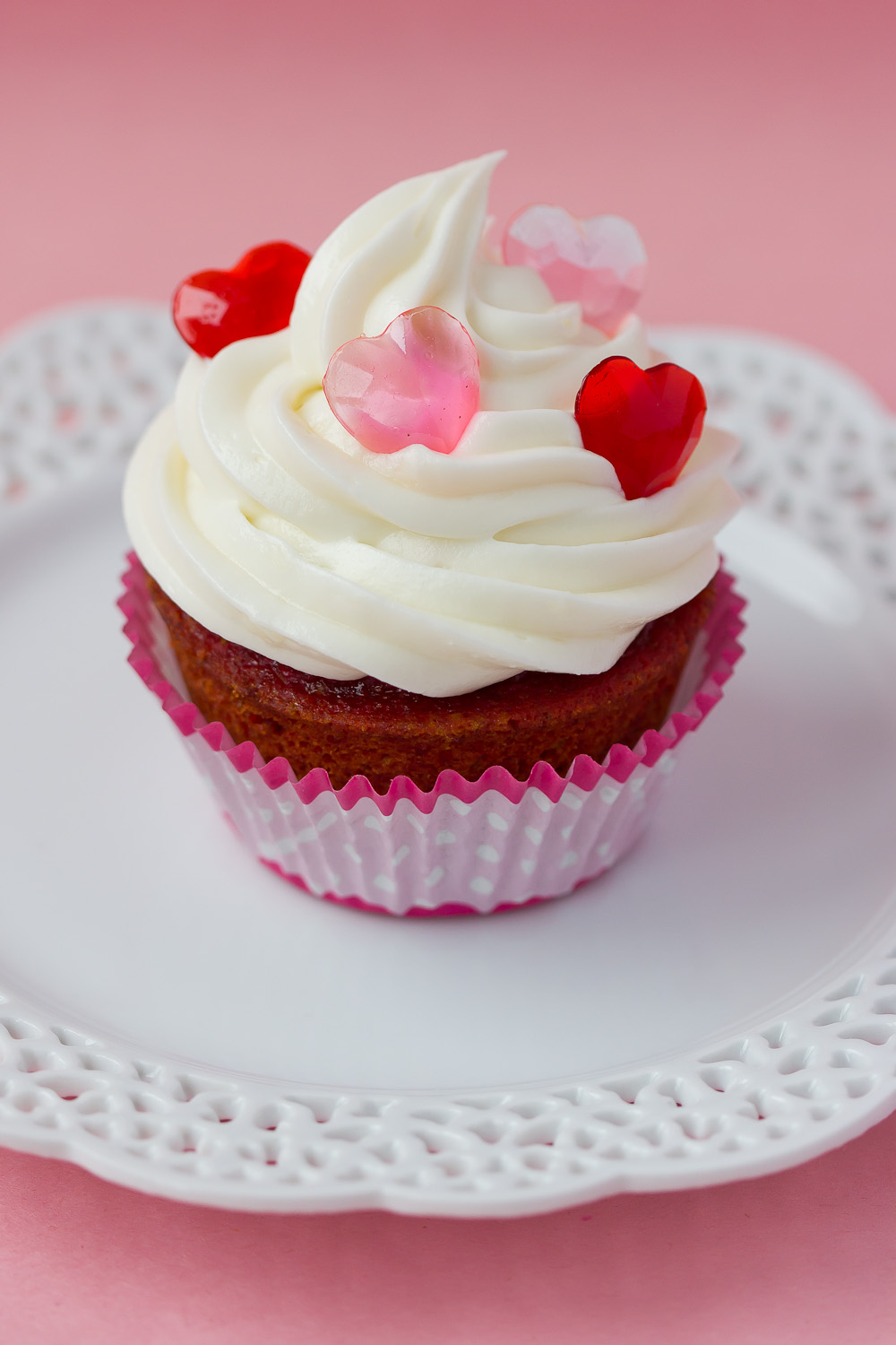 ALL NATURAL RED VELVET CUPCAKES