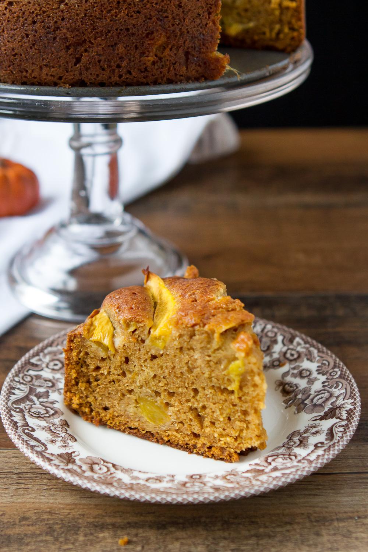 MANGO PUMPKIN SPICE CAKE