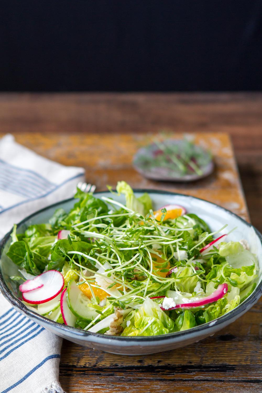 Souvla Chicken Salad with