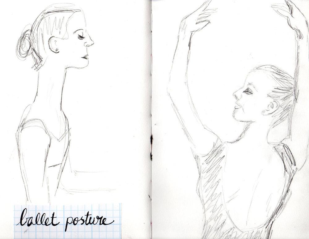 ballet-posture