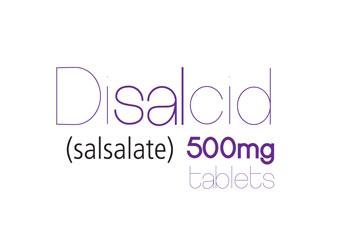 Disalcid logo