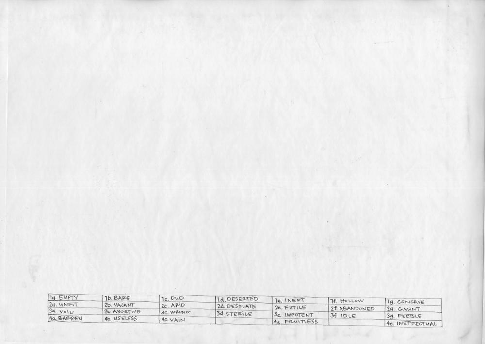 Spoon Catalog II, 2013