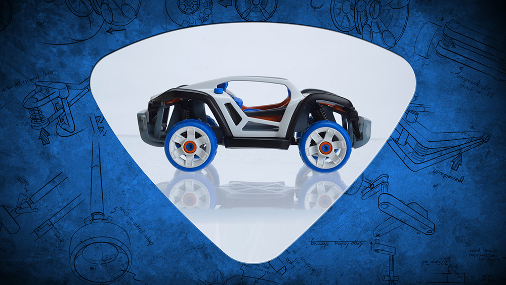 Modarri: The Toy Car Reinvented