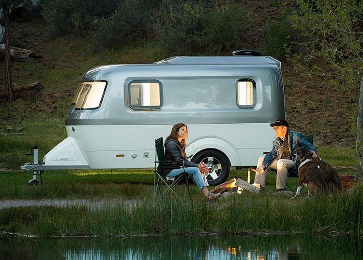 Nest Caravan Camper