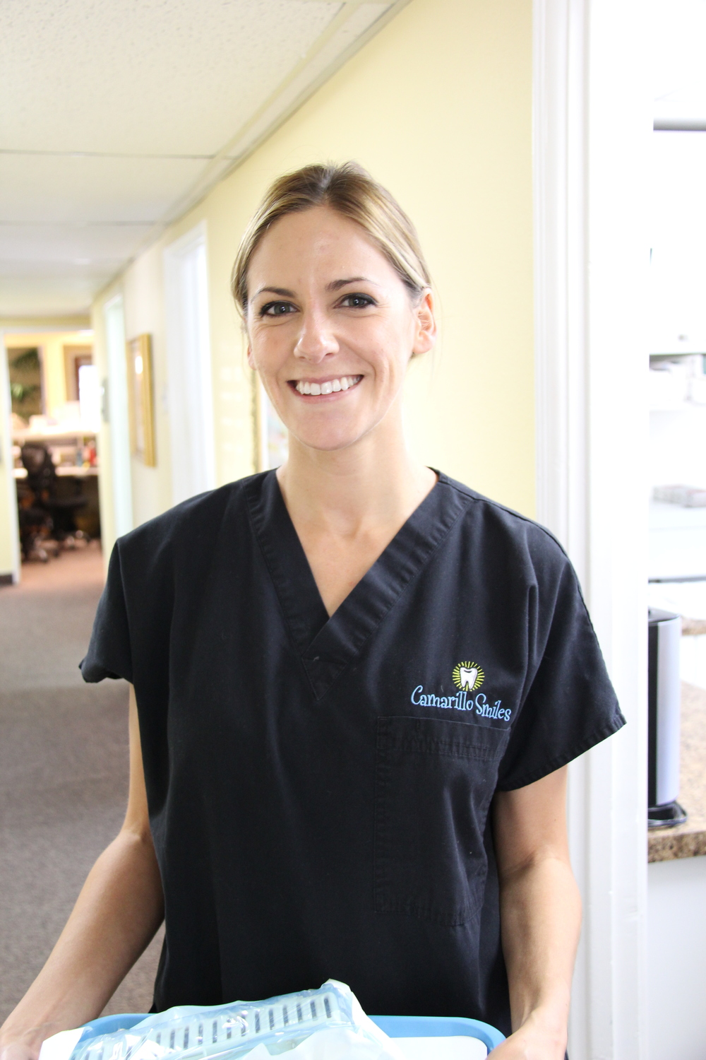 Crystal hygienist at Camarillo Smiles