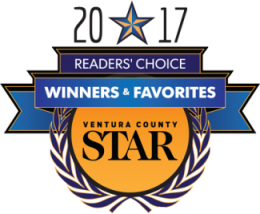 Voted Best Dentist in Camarillo by Ventura County Star Readers