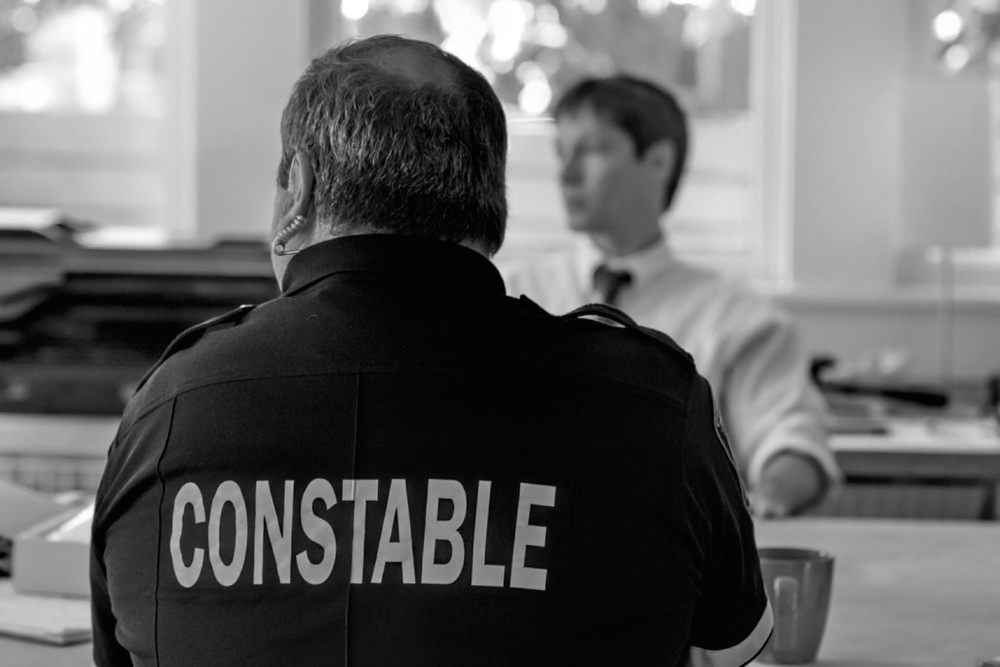 Constable Adan Ballesteros
