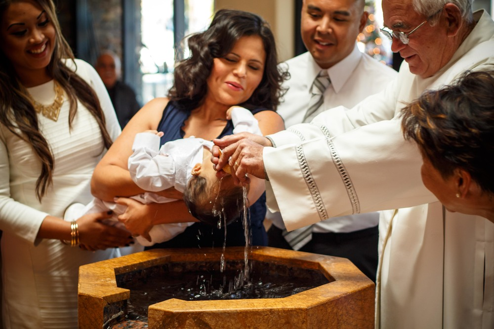 Life Event: Baptism