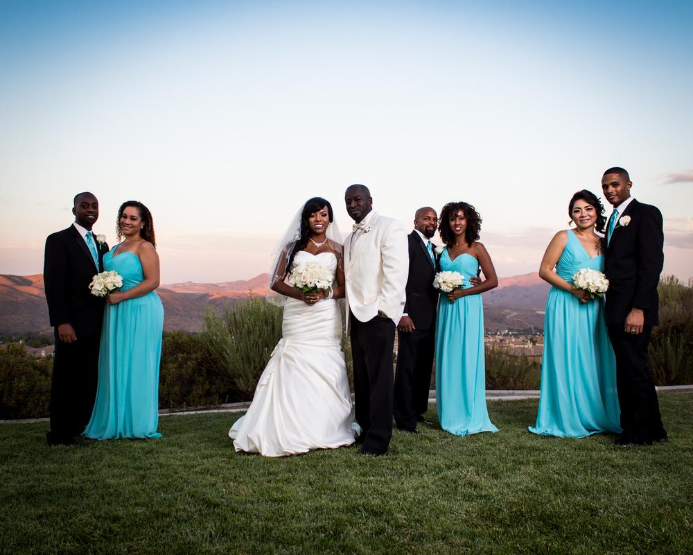Wedding: James & LaToya
