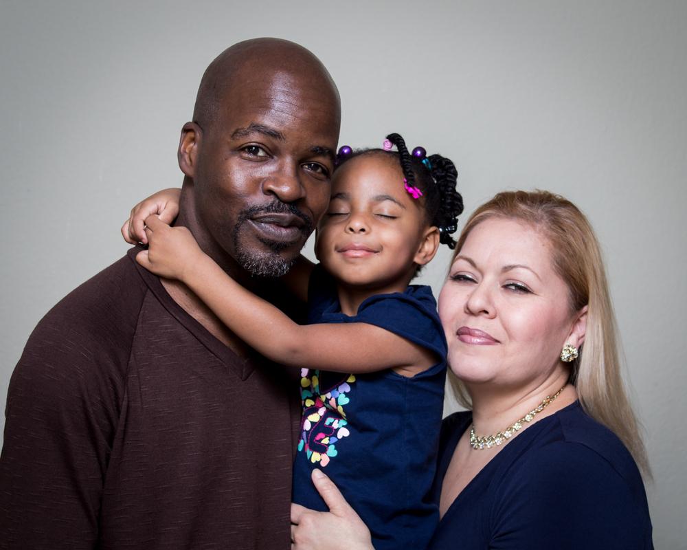 R. Dennis, Sulma & Baby-J