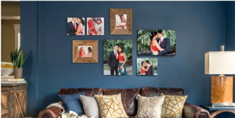 The Classic Line - Curated Wedding Art for Your Home and Office