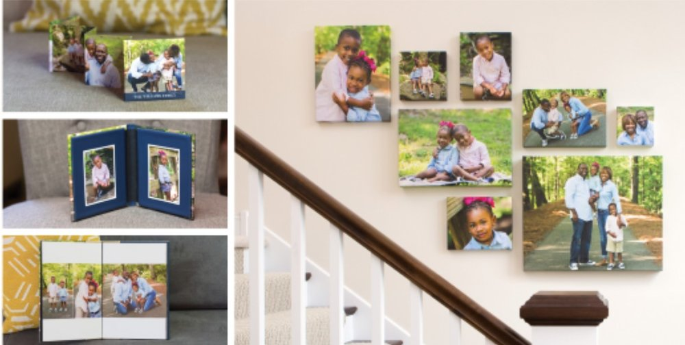 The Classic Line - Curated Family Art for Your Home and Office