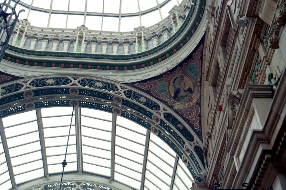 13/366 - Leeds Victoria Quarter - I will be taking more photos here I'm sure, its stunning to walk around.