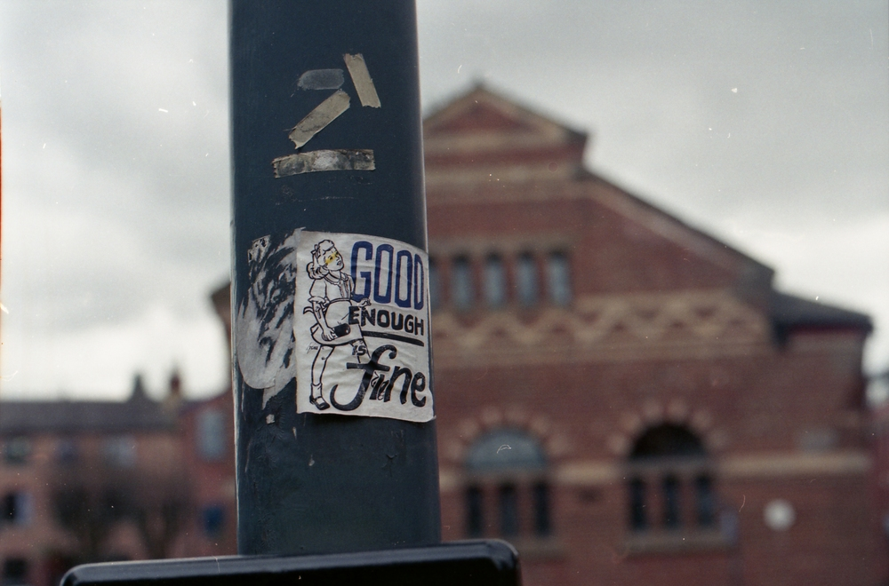 63/366 - Good enough is fine.