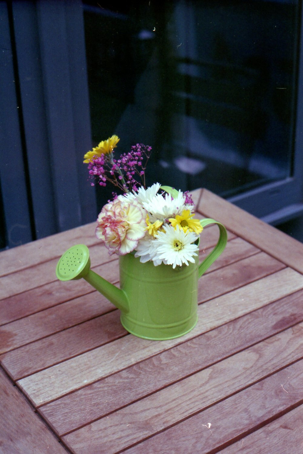 271/366 - Flowers in a watering can is always cute!