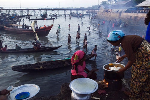 Sittwe, Osurg, Burma