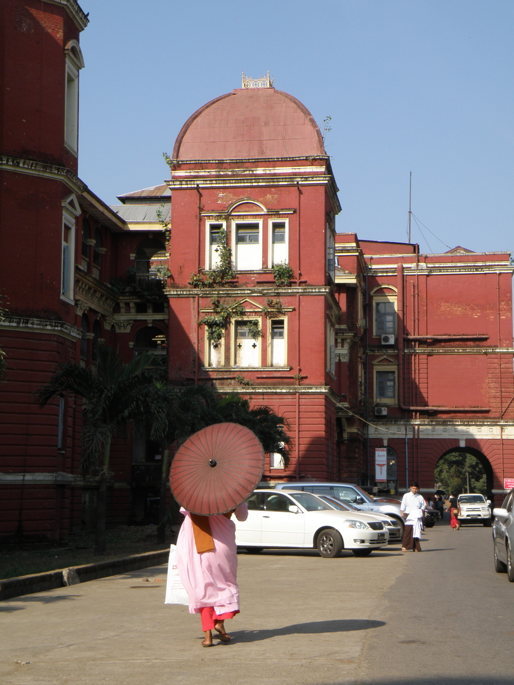 Medical Faculty, University of  Yangon, Myanmar