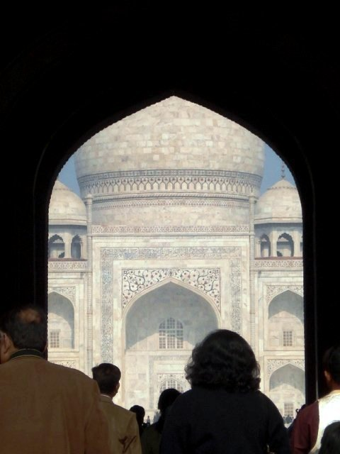 Taj Mahal Photo credit: Natasha Agrawal