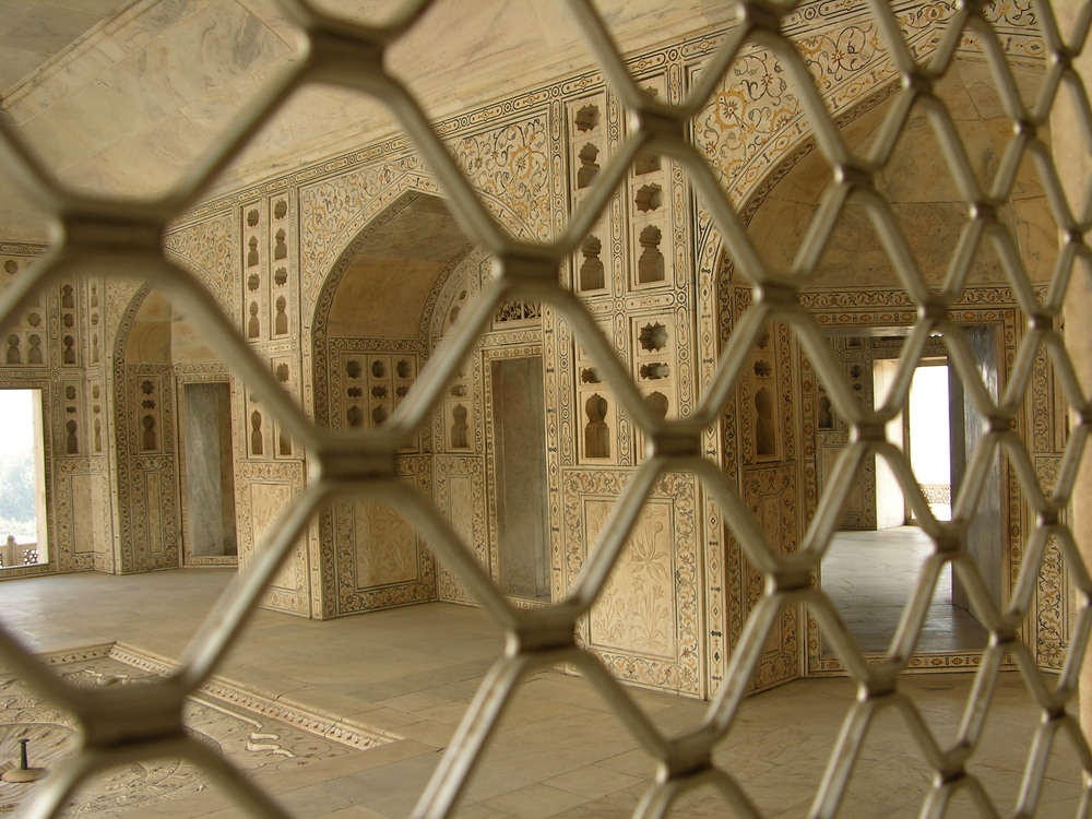 Agra Fort Photo credit: Sanjay Chatterji