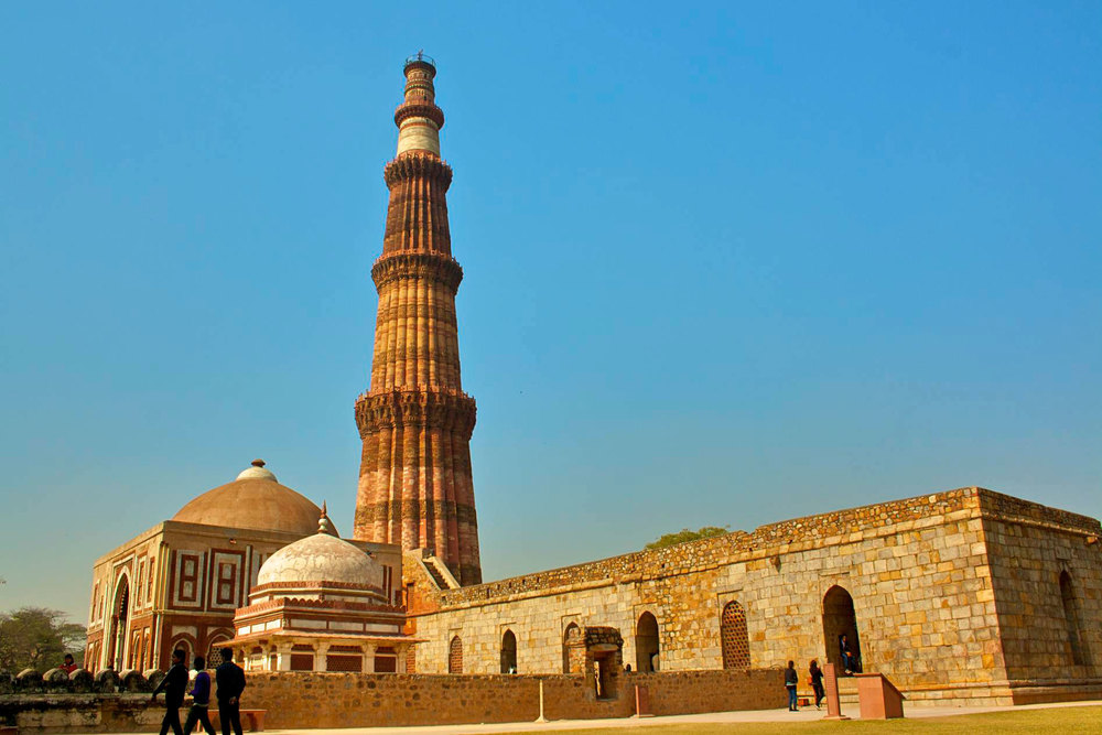 Qutub Minar, Delhi Photo credit:  Sakeeb Sabakka