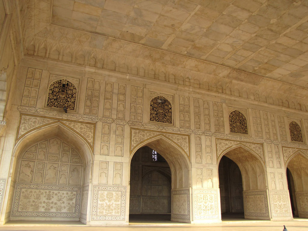 Agra Fort Photo credit:   Christopher John SSF