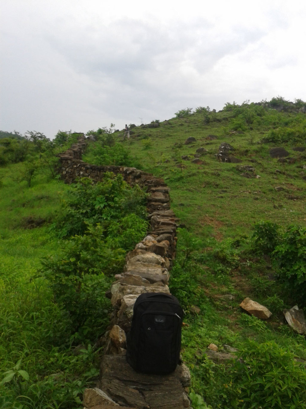 Kumbhalgarh countryside Photo credit: Prashant Prakash
