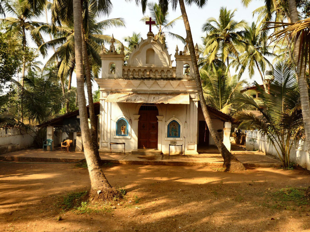 Goan church Photo credit:  runran