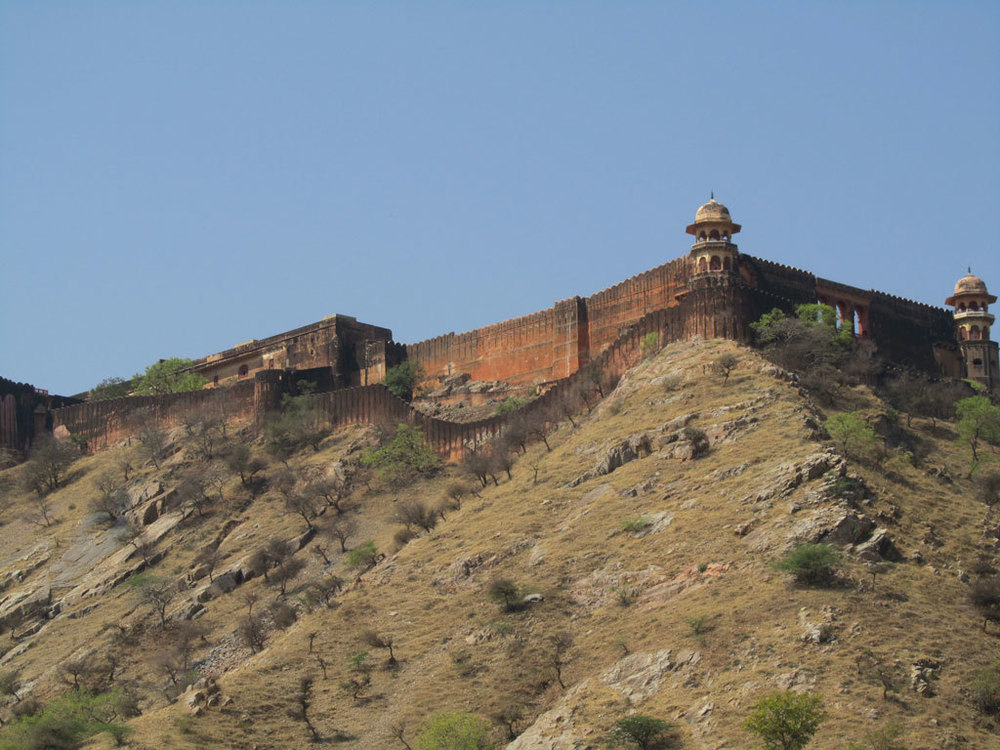 Jaigarh Fort, Jaipur Photo credit: Rustom Katrak