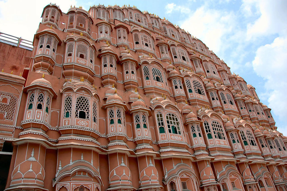 Hawa Mahal, Jaipur Photo credit:  Russ Bowling