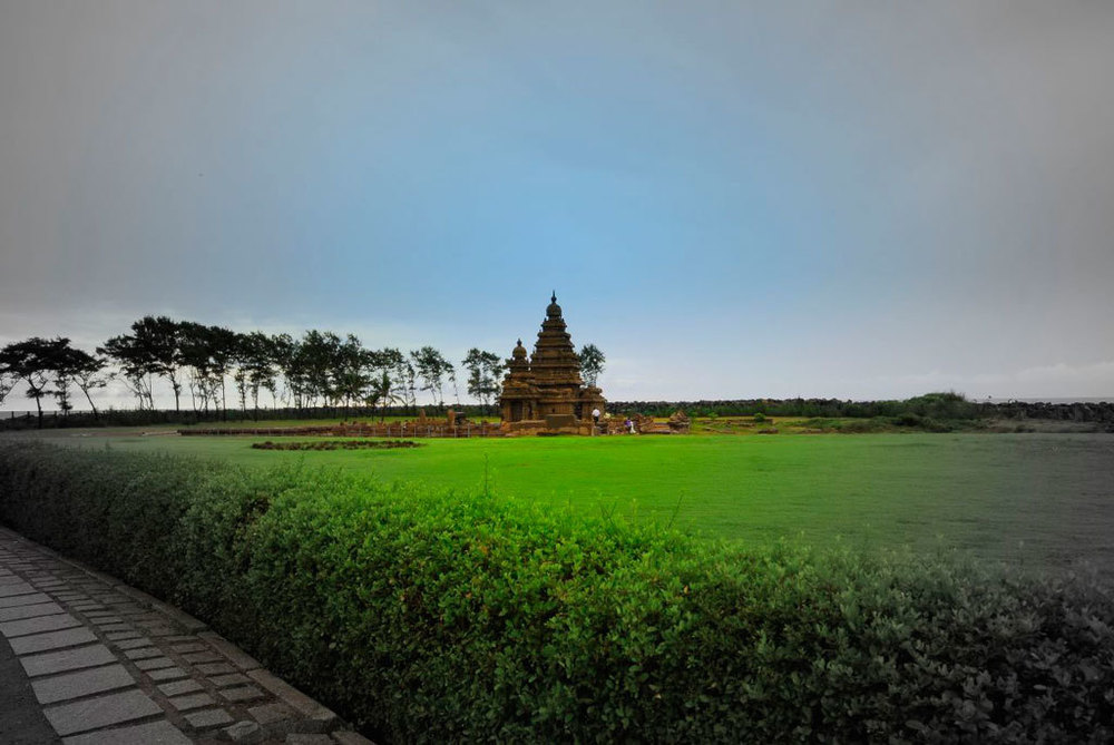 Shore temple, Mahabalipuram Photo credit:  cprogrammer