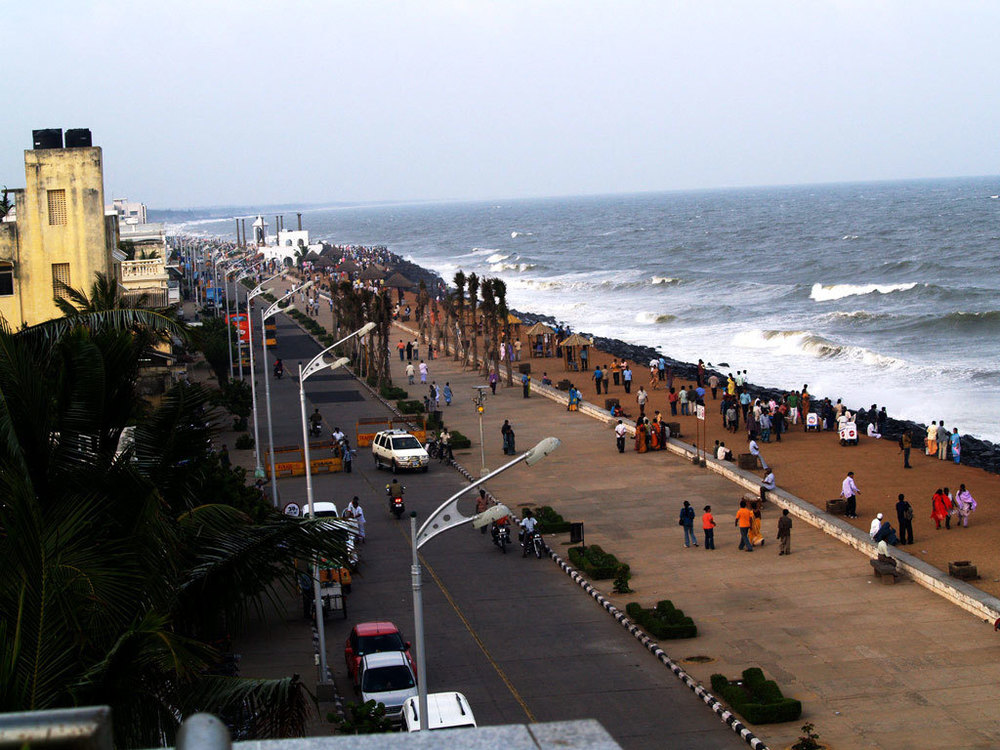 Pondicherry Photo credit:  flickrPrince