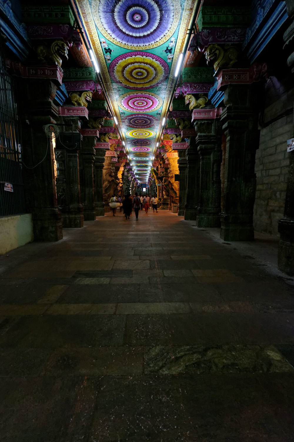 Meenakshi Amman Temple, Madurai Photo credit:  Emmanuel Dyan
