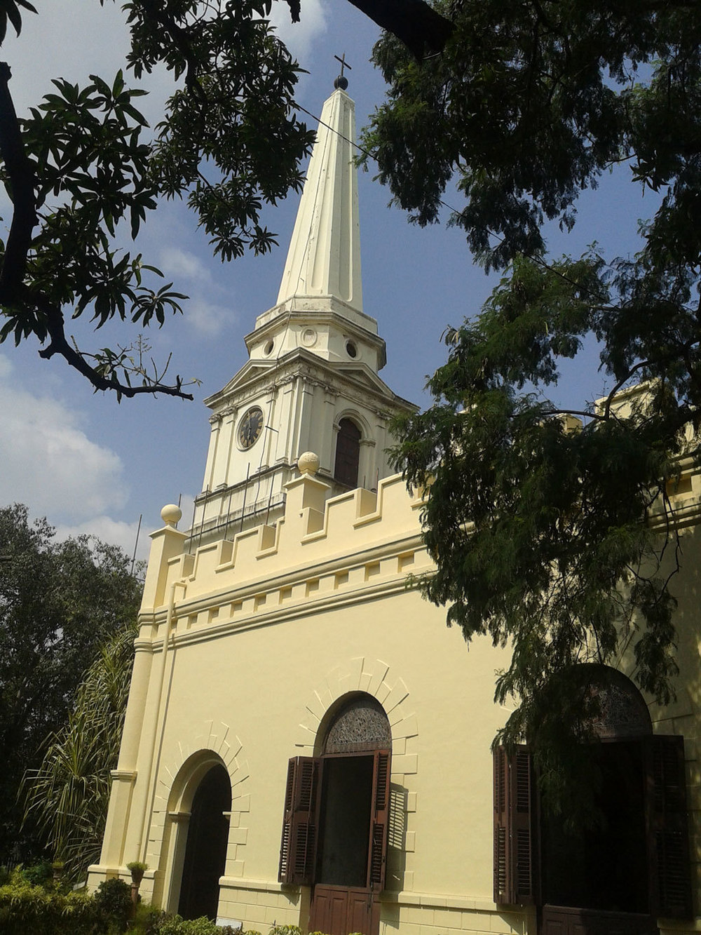 St. Mary's Church, Fort St. George, Chennai Photo credit:  R Muthusamy