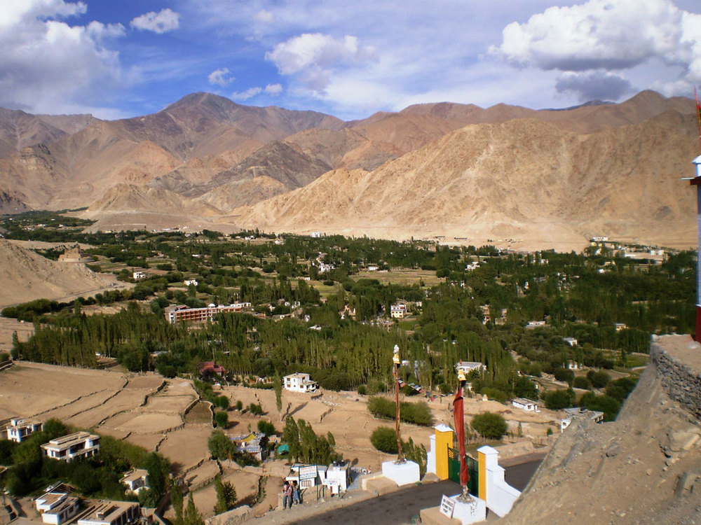 Valley in Ladakh Photo credit: Rashmi Prakash