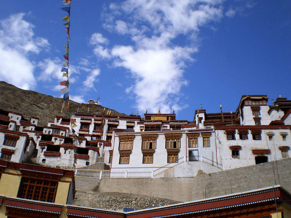 Shey Monastery Photo credit: Rashmi Prakash