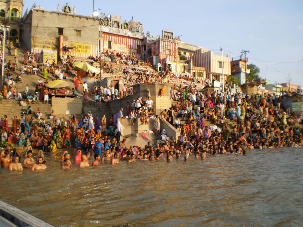 Varanasi Photo credit: Rashmi Prakash