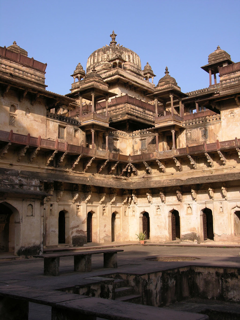 Orchha Photo credit: Sanjay Chatterji