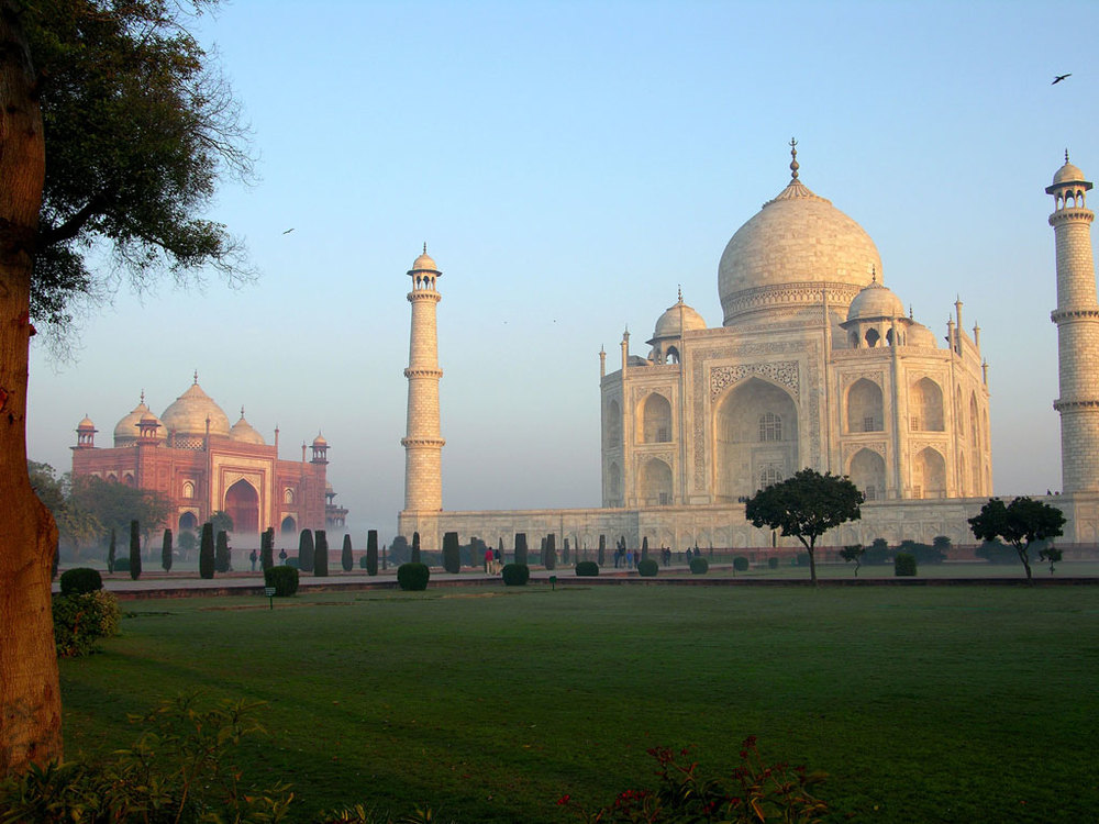 Taj Mahal, Agra Photo credit: Sanjay Chatterji