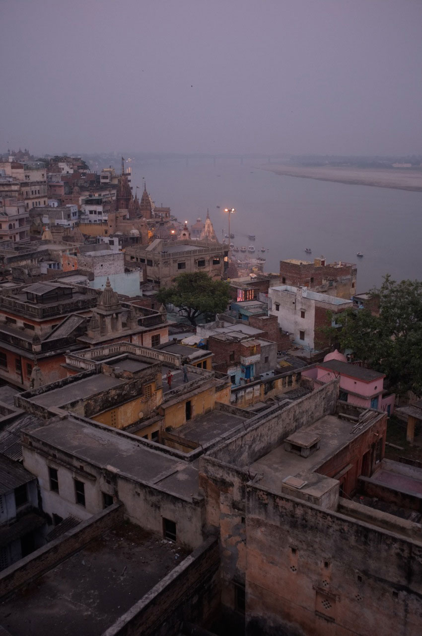Varanasi Photo credit:  Alexsandr Zykov